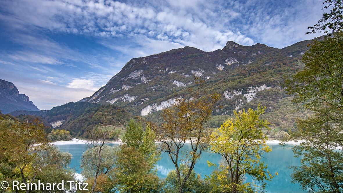 Gebirge am Gardasee